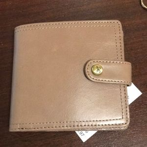 Hobo cobblestone wallet